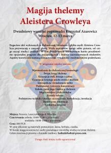 Magija thelemy - Wroclaw